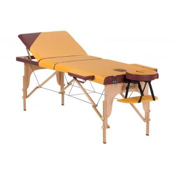 Раскладной деревянный массажный стол US MEDICA Sakura