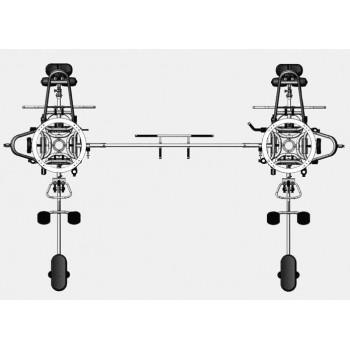 8-ми позиционная мультистанция MATRIX G3 MS80