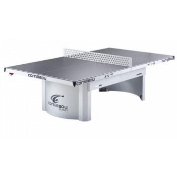 Антивандальный теннисный стол Cornilleau Pro 510 Outdoor grey