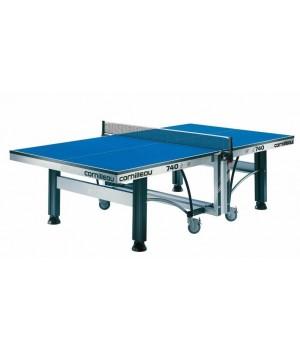 Теннисный стол профессиональный Cornilleau Competition 740 ITTF blue