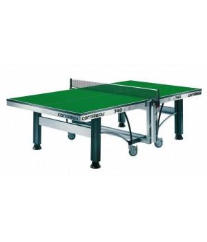 Теннисный стол профессиональный Cornilleau Competition 740 ITTF green