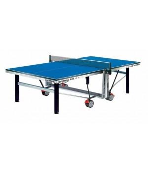 Теннисный стол профессиональный Cornilleau Competition 540 ITTF blue