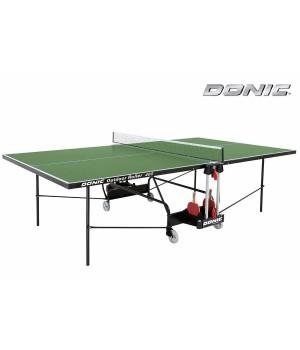 Теннисный стол Donic Outdoor Roller 400 зеленый