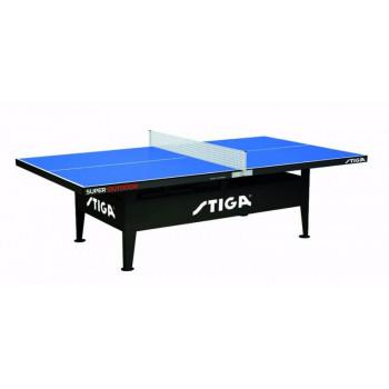 Антивандальный теннисный стол Stiga Super Outdoor