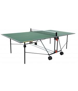 Теннисный стол Sunflex Optimal Indoor зеленый