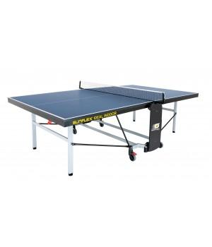 Теннисный стол Sunflex Ideal Indoor синий