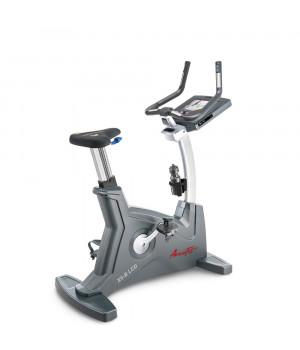 """Вертикальный велотренажер Aerofit X6-B 10.1""""LCD"""
