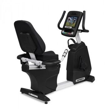 Горизонтальный велотренажер Spirit Fitness CR800 ENT