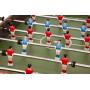 Настольный футбол (кикер) «Maccabi Mini» (121x61x81, венге, складной)