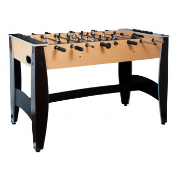 """Игровой стол - футбол """"Hit"""" (122x63.5x78.7 см, светло-коричневый)"""