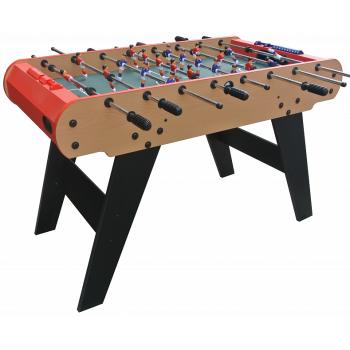 Настольный футбол (кикер) «Toledo» (121.5x61.5x77.5 см, цветной)