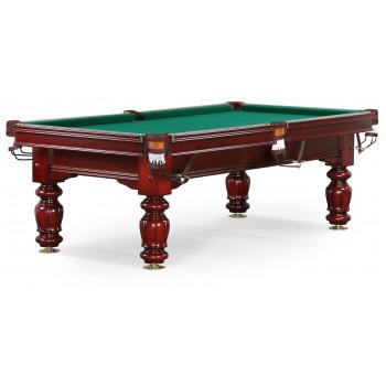 Бильярдный стол для русского бильярда «Classic II» 9 ф (махагон)