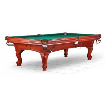 Бильярдный стол для русского бильярда «Cambridge» 9 ф (корица)